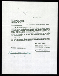 Sample Agreement Letter Between Two Parties For Payment ...