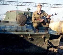 2-Артём Яковлев, армия - 1994 год