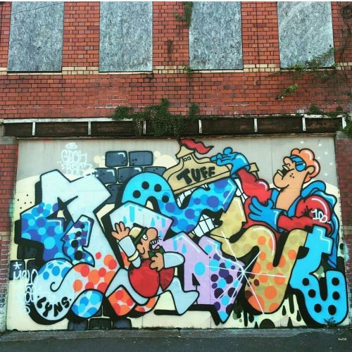 madstylers:  VENTS137 @vents137 _______________________#madstylers #graffiti #graff #style #colorful #characters #stylewriting #summer #sprayart #graffitiart http://ift.tt/2bHwGxA