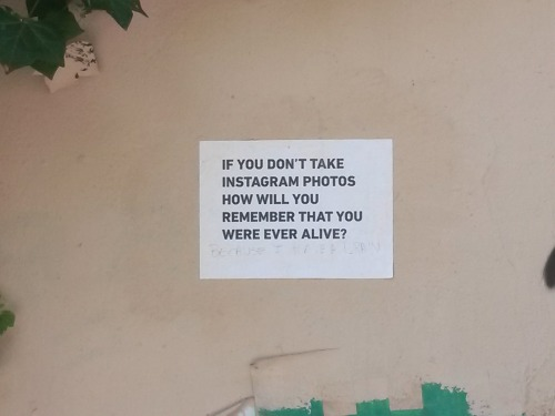 paris-streetart:  - Were you?