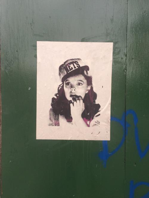 citytattoos:  Oh noooo!!!Humboldt St and Metropolitan AvWilliamsburg, Brooklyn