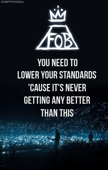 Fall Out Boy Phone Wallpapers Fall Out Boy Lyrics On Tumblr