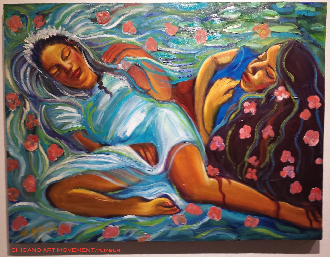 Arte Chicano Murals Chicano Art Movement Chicano Art Movement Attends Aztlan 2015