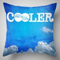 Gigglebox Design  Cooler than the Other Side of the Pillow...
