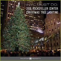 NYC MUST DO: 2015 ROCKEFELLER CENTER CHRISTMAS... | the ...