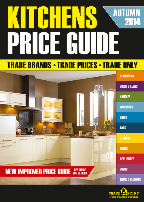 Neue Küche Preis Tradepoint Blog — New Kitchen Price Guide Out Now!