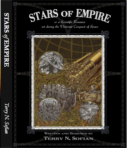 Stars of Empire RPG~ reviewed on The Steampunk Chronicle http://www.sepiachord.com/index/?p=5738
