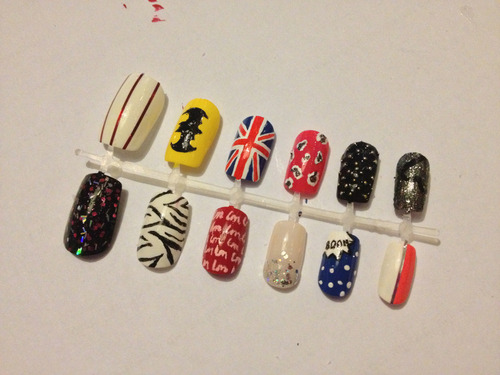 Mix And Match Nails Tumblr