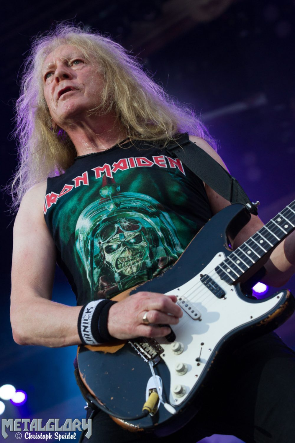 Expo Plaza Hannover The Good The Bad The Ugly Janick Gers Legacy Of The Beast