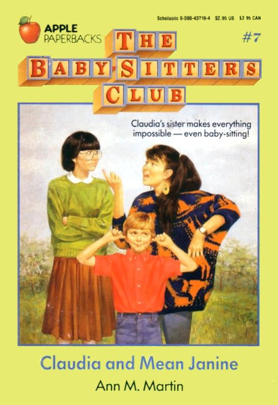 Elise Winn (Ever since The Baby-Sitters Club Series, I\u0027ve)