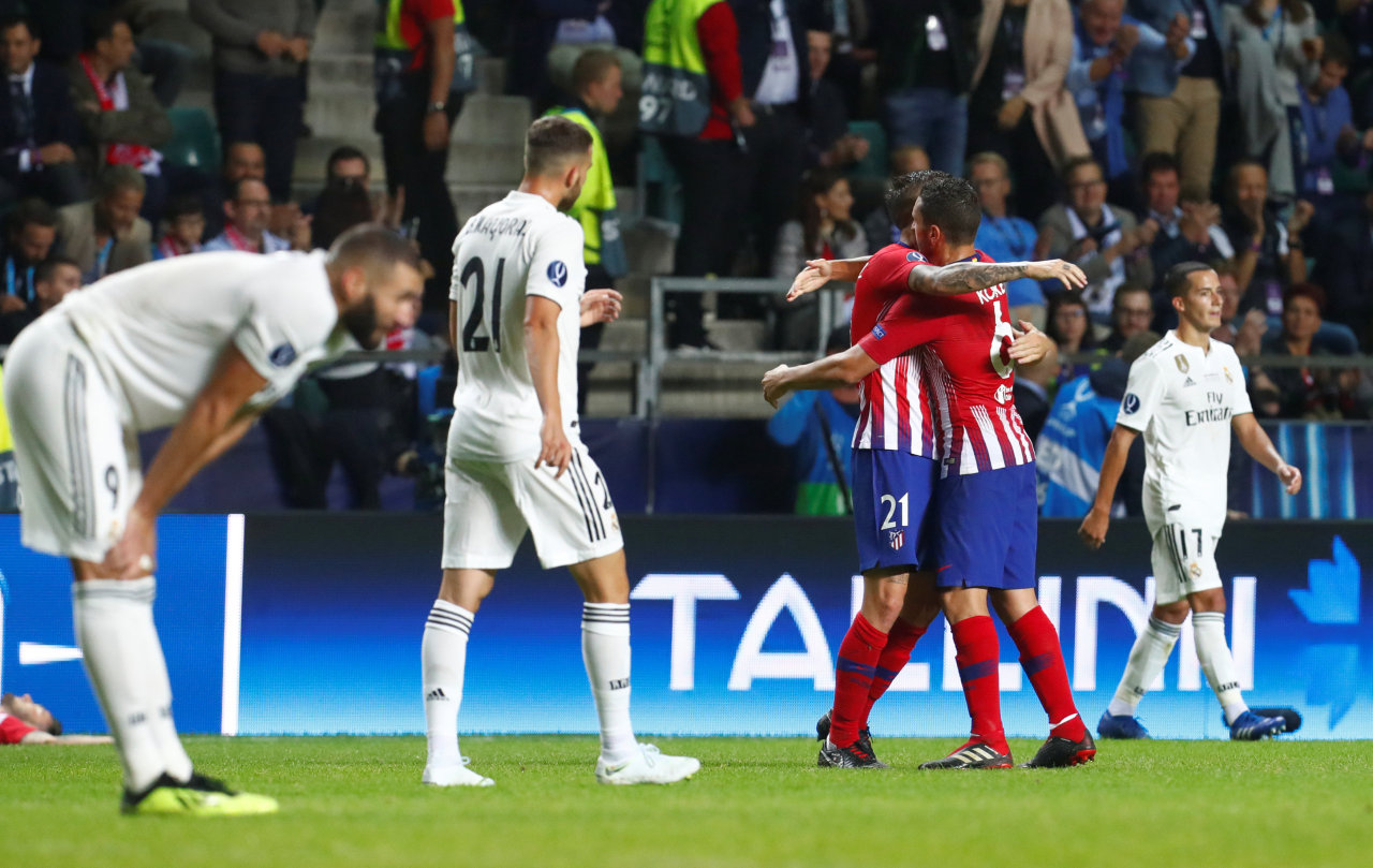 Arte Povera Yahoo Yahoo Sports It On Yahoo Real Madrid Demolito Dall Atletico Per