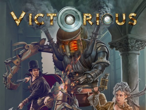 Out Now: Victorious http://www.victorianadventureenthusiast.com/index/out-now-victorious/ #victorious #rpg #steampunk