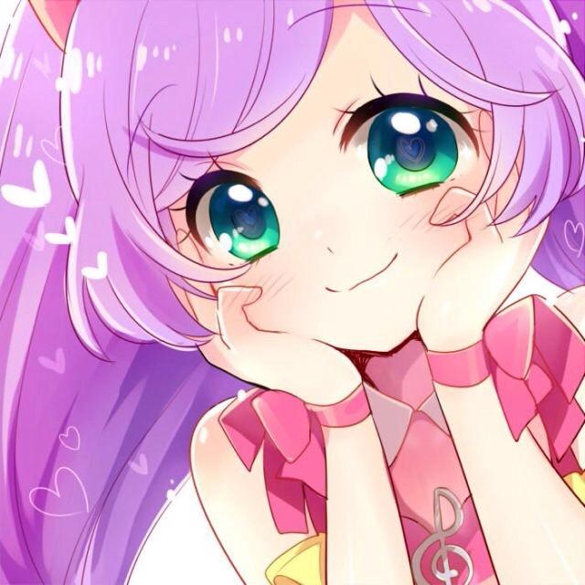 Cute Baby Blue Eyes Wallpaper Sweet Manga Girl