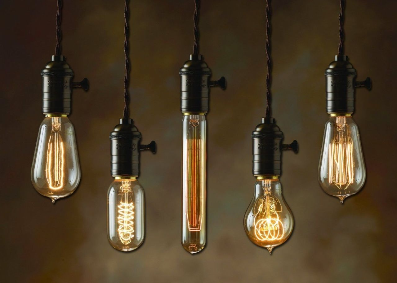 Industrial Looking Light Bulbs Vintage Industrial Style Lights Edison Bulbs