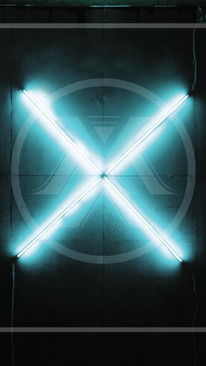 Monsta X Iphone Wallpaper Clan Logo Tumblr