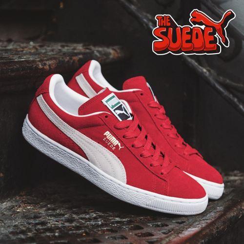 crispculture:  PUMA Suede Sneakers - Order Online at PUMA.com