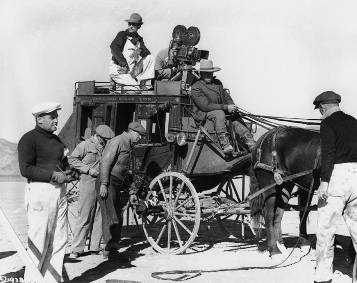CINEPHILIA and FILMMAKING \u2022 Behind the scenes of John Ford\u0027s first