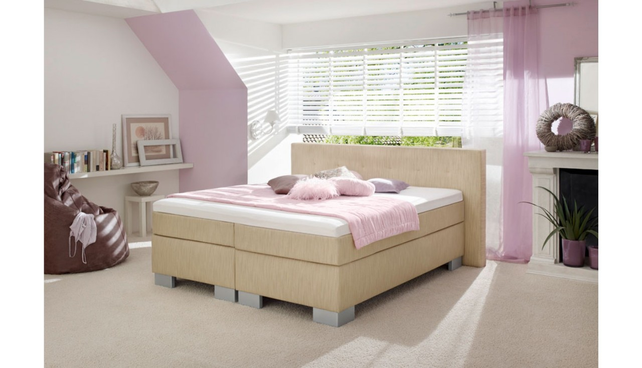 Boxspring Betten Boxspring Bett
