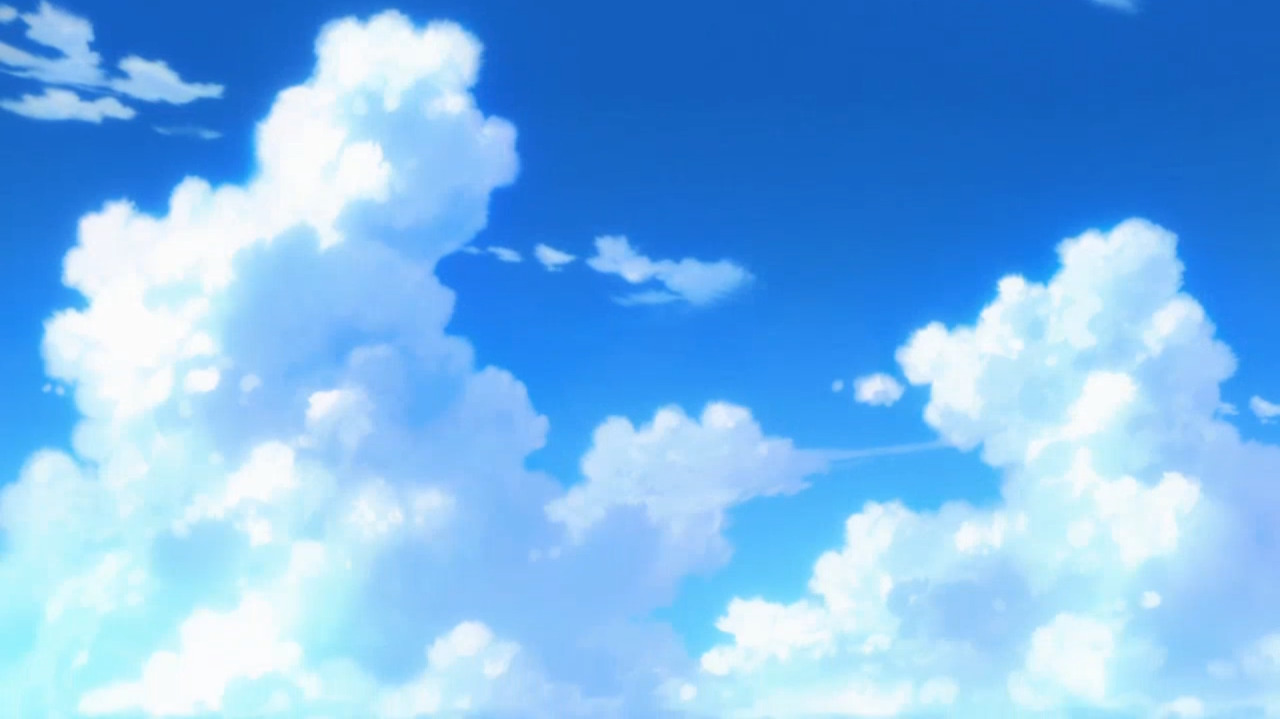 Sky Anime Sky And Moments Of My Life