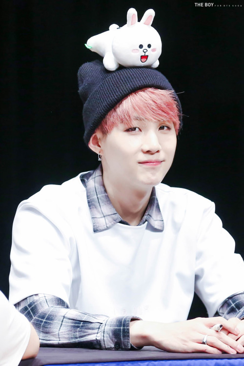 Cute Pink Wallpaper For Phone 2048 Bts Min Yoongi Adorableness Overload