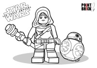 Point Brick  Coloring Page - Disegni da colorare - LEGO ...