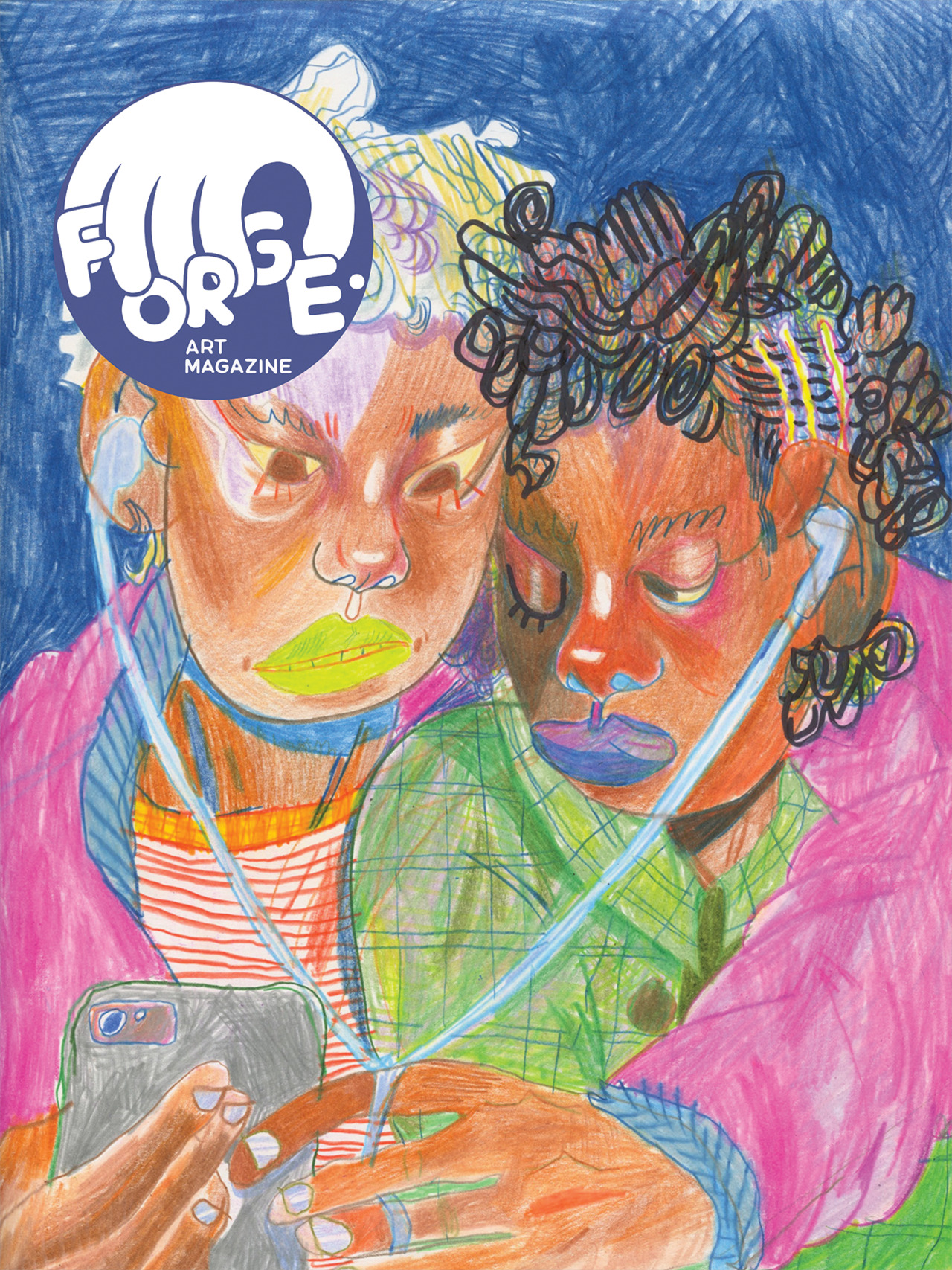 Arte Visual Group Forge Art Magazine