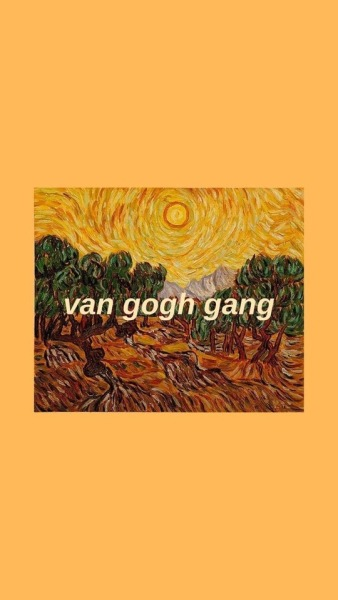 Vincent Van Gogh Quotes Wallpaper Van Gogh Gang Tumblr