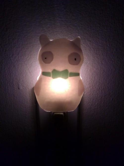 Kuchi Kopi Night Light Ikea Behind Bob's Burgers, I Saw That Night Light And My Heart