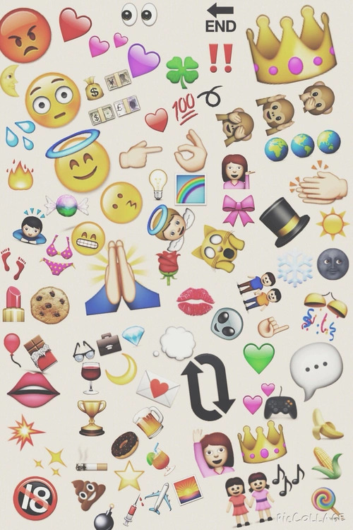 Cute Girly Ipad Wallpapers Wallpaper Fondosdepantalla Emoji 215 Criaturita 215