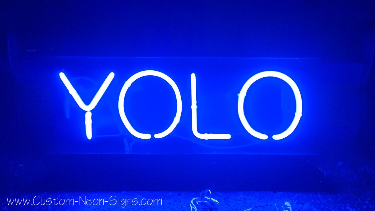 Blue Neon Hd Wallpaper Ev Rglo Custom Neon Signs Yolo Custom Neon Sign Made
