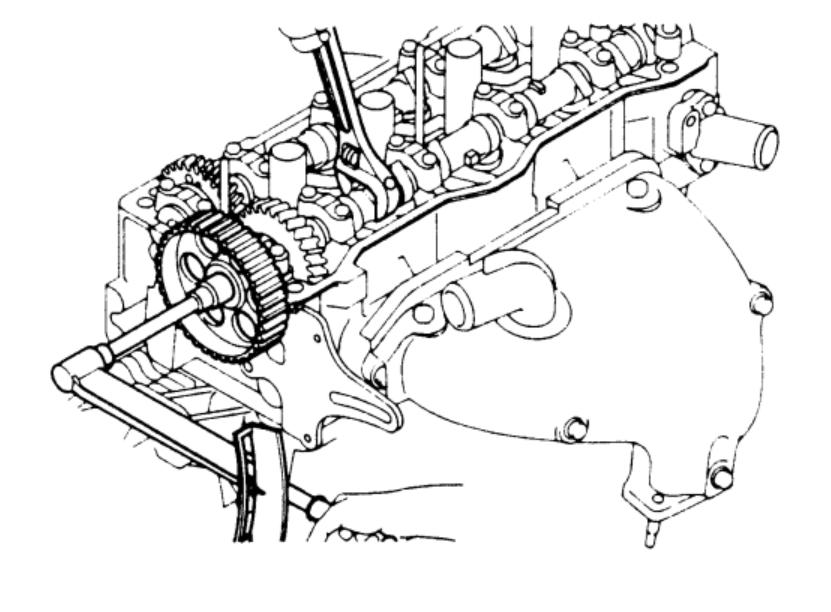 y diagrama corolla90