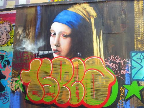 paris-streetart:  - Dude…