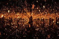 lauren farmer  Yayoi Kusama Light Installation at the ...