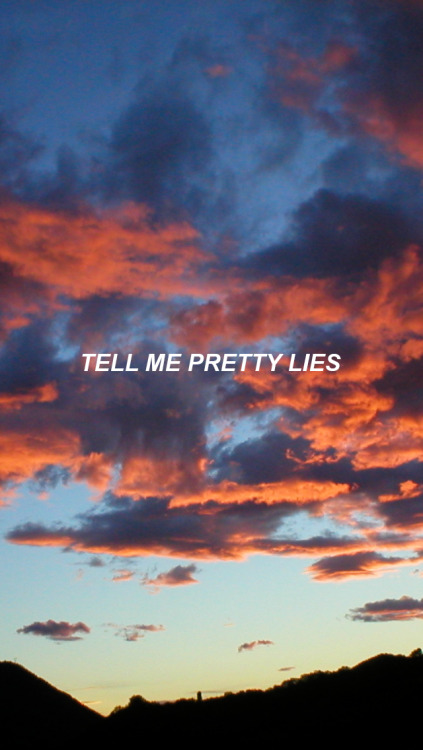 Fall Out Boy Iphone Wallpaper Lyrics Blackbear Lockscreens Tumblr