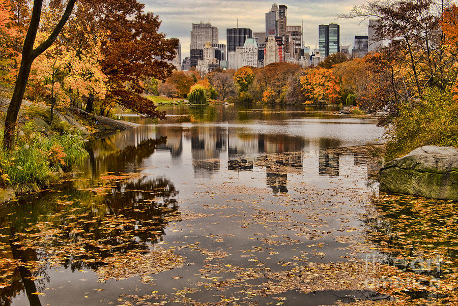 Upstate New York Fall Hd Wallpaper Central Park In The Fall Nyc Jack Georges