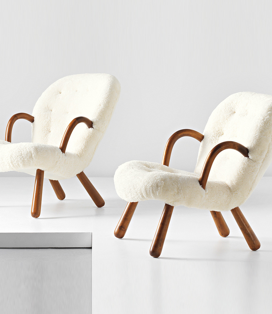 Scandinavian Möbel Scandinavian Collectors The Mysterious Clam Chair Philip