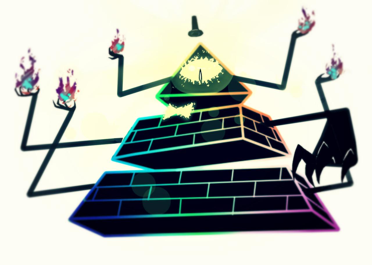 Gravity Falls Anime Wallpaper Pinpirorin