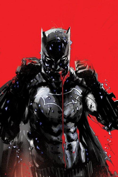 xombiedirge:  All Star Batman #1 by Jock
