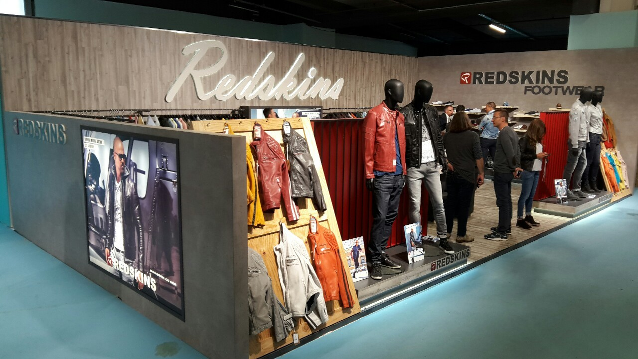 Salon Who's Next Stand Redskins Salon Who S Next Paris 2016 Be2biz