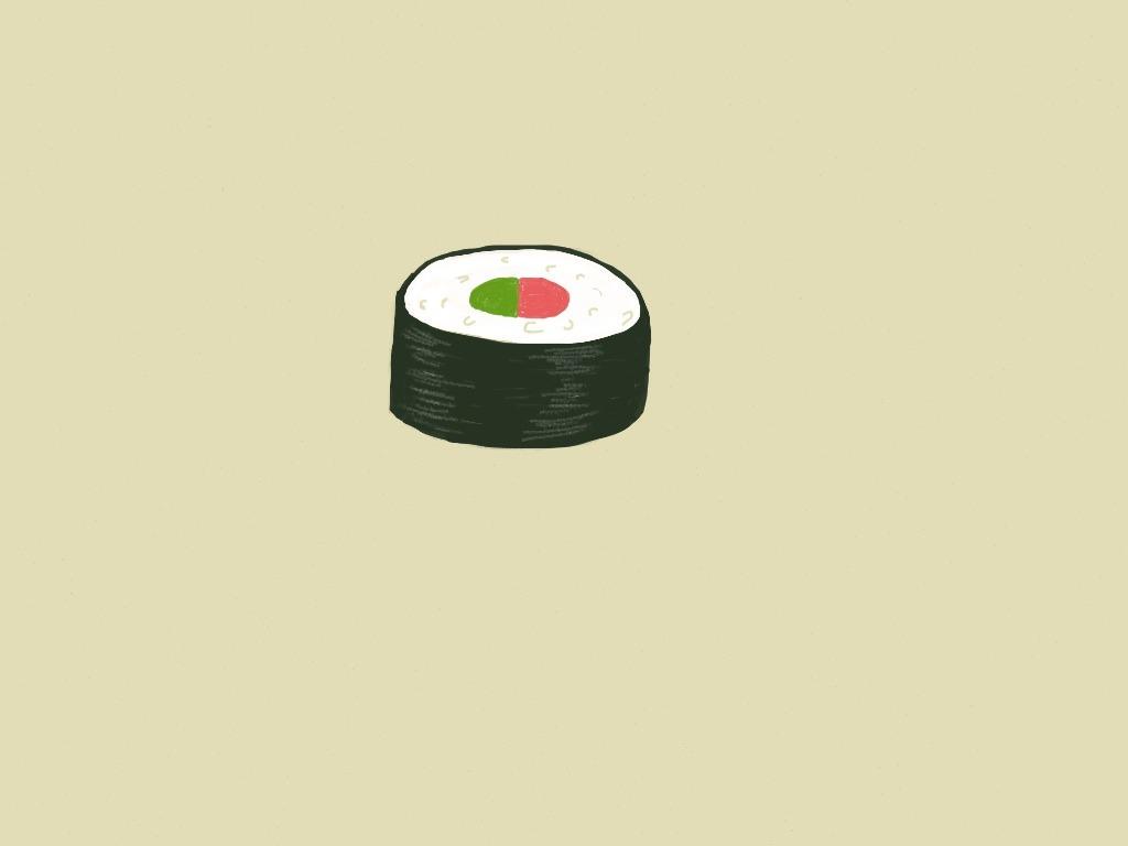 Cute Sushi Wallpaper Pics For Gt Sushi Drawing Tumblr
