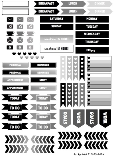 planner community Tumblr