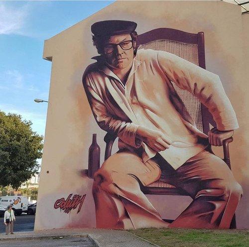 barbarapicci:  (via Streetart News [wall 677] - Odeith, Herakut, Claudia La Bianca & Miss Zukie)  Click for the gallery:https://barbarapicci.com/2016/10/22/streetart-news-677/