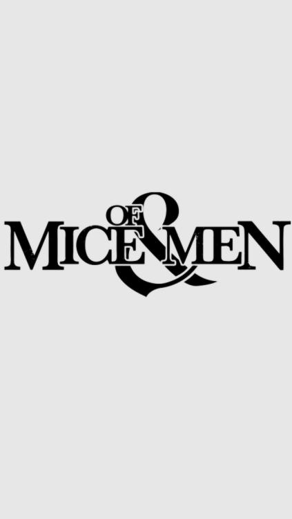 Falling In Reverse Lock Screen Wallpaper Of Mice And Men Wallpaper Tumblr