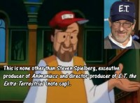 Animaniacs References Guide - Hooked on a Ceiling His ...