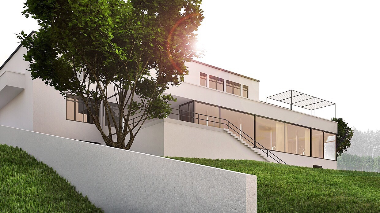 Bauhaus Villa Bauhaus Movement Magazine The Villa Tugendhat Was Commissioned