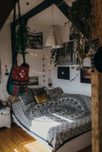 hipster bedroom on Tumblr
