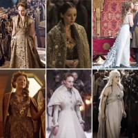 I Like Historical TV  Game of Thrones wedding dresses