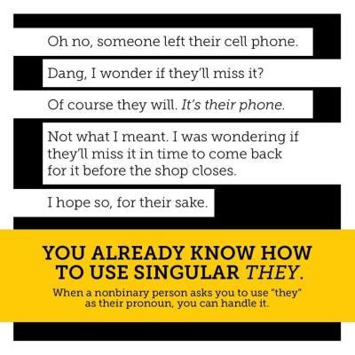 proper pronouns Tumblr