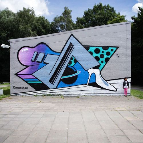 spraydaily:  MORE interviews and videos with graffiti writers from all over the world over here: WWW.SPRAYDAILY.COM