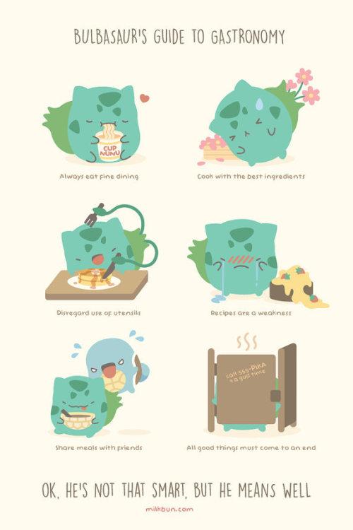 guide pokemon Tumblr